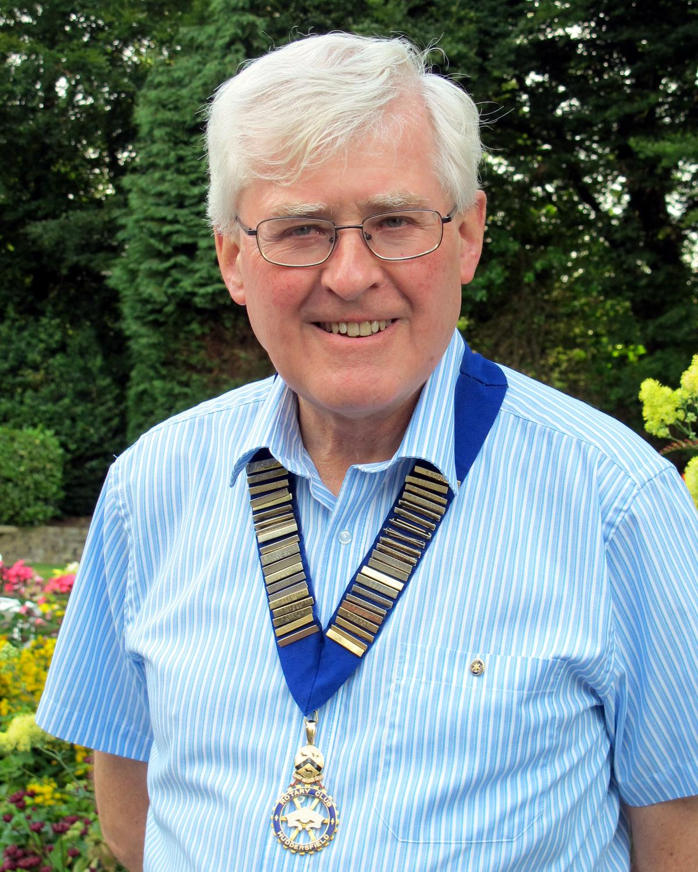 Raymond Butterworth